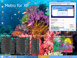 New Metro for XP by Vher528