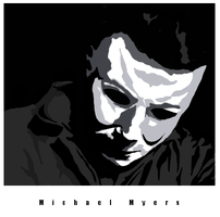 Michael Myers by Gas-Ace