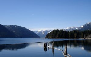 Comox Lake by CBDave