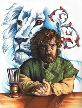 Tyrion Lannister by Coconut-CocaCola