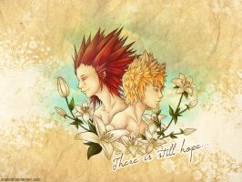 Wallpaper-There is still hope by tinuleaf