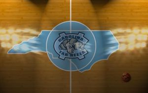 Tarheels Court by vectorgeek