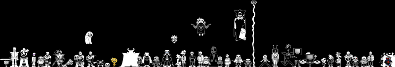 Almost every battle sprite I've made so far. by Addicted2Electronics