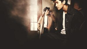 Changmin WP by JaeJoongLove