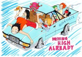 Driving high already by jawazcript