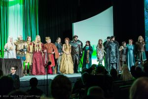 Game of Thrones Cosplay Group - Rainbow edition! by Seattle-Cosplay