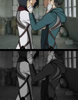 Matching Scars by Alodia-Belle