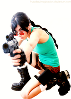 Lara Croft clasic by Frutodetuimaginacion