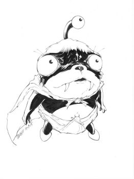 10-9 Nibbler by DashMartin