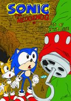 Sonic Fleetway 3 by EUAN-THE-ECHIDHOG
