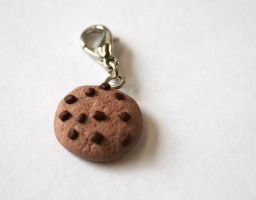 Cocolate chip charm by DarkRaven17