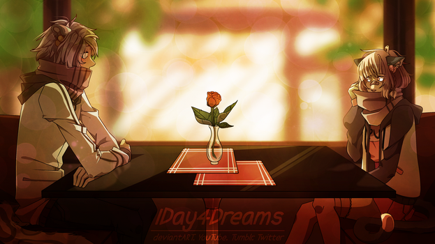 Happy Valentines Day by 1Day4Dreams