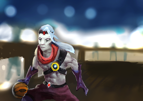 Basketball Varus by crancpit