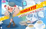 Monday....Cupcake by Bally-Vhern