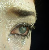 Horus Glitter Eye Stock XII by Melyssah6-Stock
