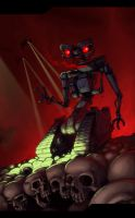 Johnny 5 is alive by CyberMonkeytron3000