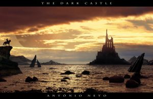The Dark Castle by matrix124