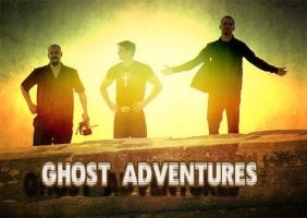 Ghost Adventures Rise by Forasteiro19