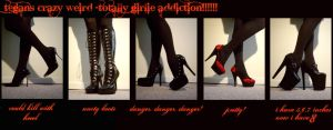 TEGANS.SHOES.TWO by glittersniffer