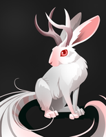 Jackalope by HeatherIhn