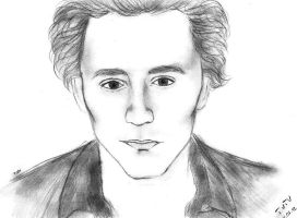 Tom Hiddleston by diamar86