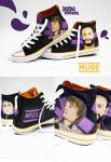 MUSE Chucks by Bobsmade