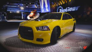 Super Bee 2012 Charger by pl3th0ra