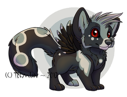 Reaver Chibi by Tremlin