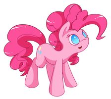 Pinkie by flamevulture17