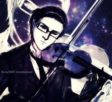 The Violinist by CrazyVik97
