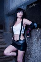 Tifa Lockhart by MaryMagika