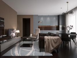 Apartment in Riga by CrowInHand