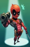 DEADPOOL by SoyUnGnomo