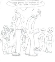 Sibling Rivalry by Mondays--Child