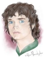 Frodo by WolfenM