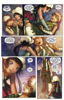 Sky Pirates Issue Two by camilladerrico