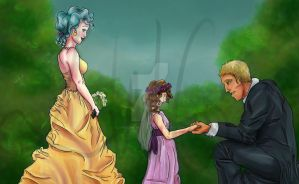 The What-if Wedding -Facade- by lonesome-wolf-child