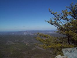 Overview of Cheaha Mountain by peachycam11