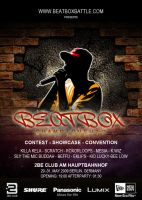 Beatbox Contest Flyer by emman03