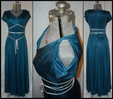 Greek Dress by Vanarath