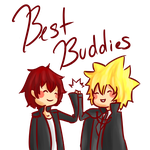 [KHR] Best Buddies by TheTrampsy