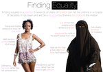 Finding Equality by Just-Wordz