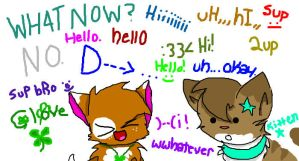 iScribble with Kitttenstar by Emmie-Kat