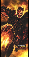 Ghost Rider by Red-wins