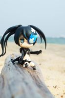 BRS on sand by Deckbox