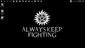 always keep fighting by kvetched