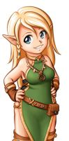 Elf for zantarni.com by meririm