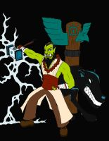 WoW: Thrall by Notori0us7