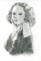 Fay Wray by undercanvaswraps