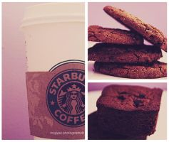 starbucks. by MoGyEe
